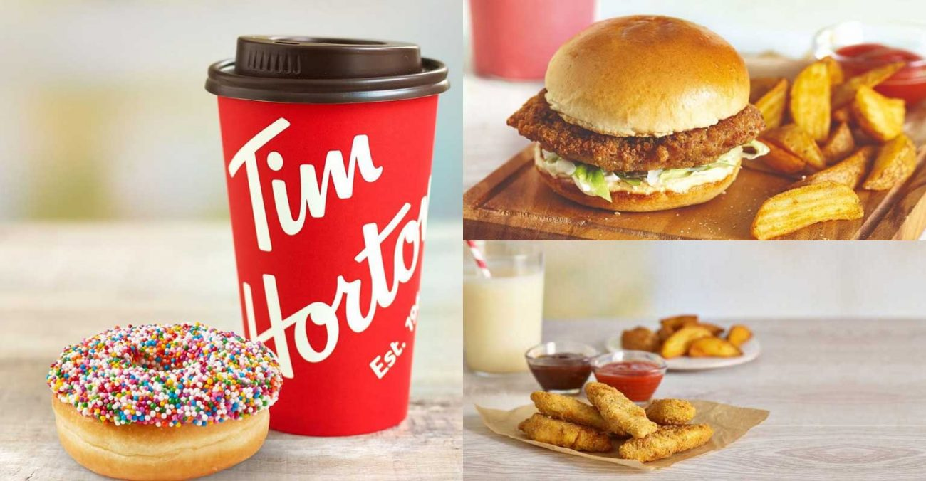 Tim Hortons Halal Chicken To Debut In Milton Keynes Feed The Lion