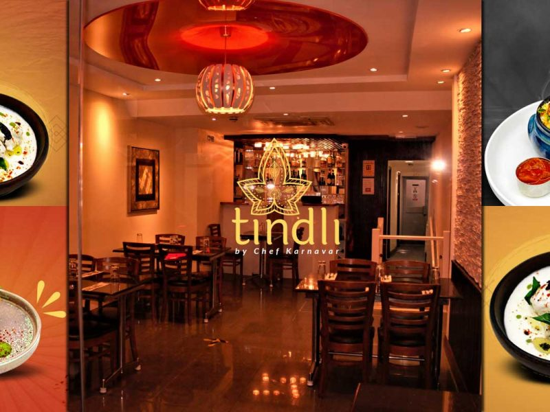 Tindli by Chef Karnavar Surrey Indian Restaurant Halal