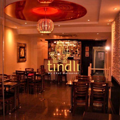 Tindli by Chef Karnavar Surrey Indian Restaurant Halal