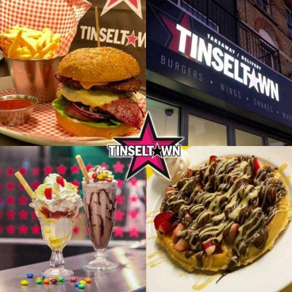 Tinseltown American Diner Holloway London Archway Milkshakes