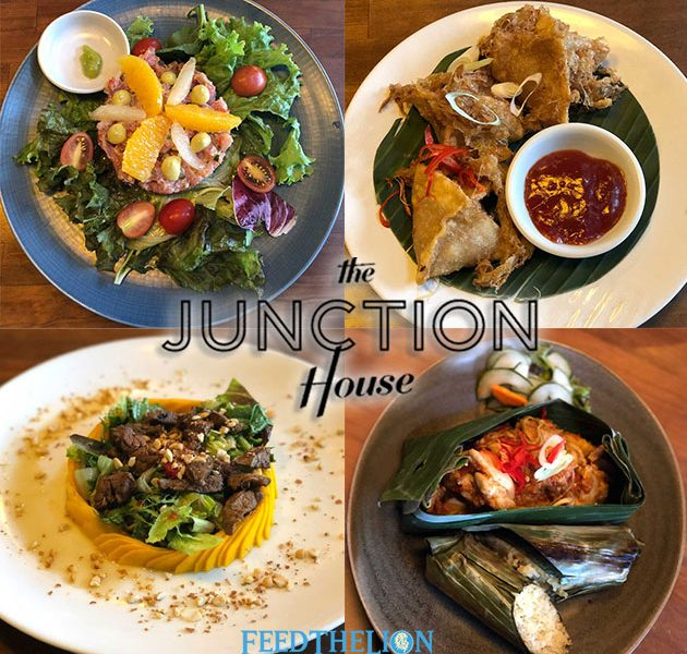 Junction House Bali Indonesia French Restaurant