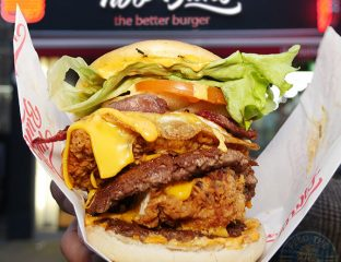beast Two Buns Burger Halal HMC restaurant Ealing Broadway London burgers