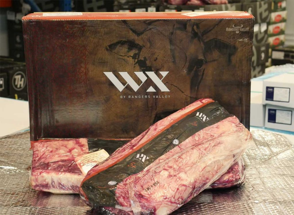 Rangers Valley Wagyu Tom Hixson of Smithfield Online Butchers Halal Beef Steaks Meat