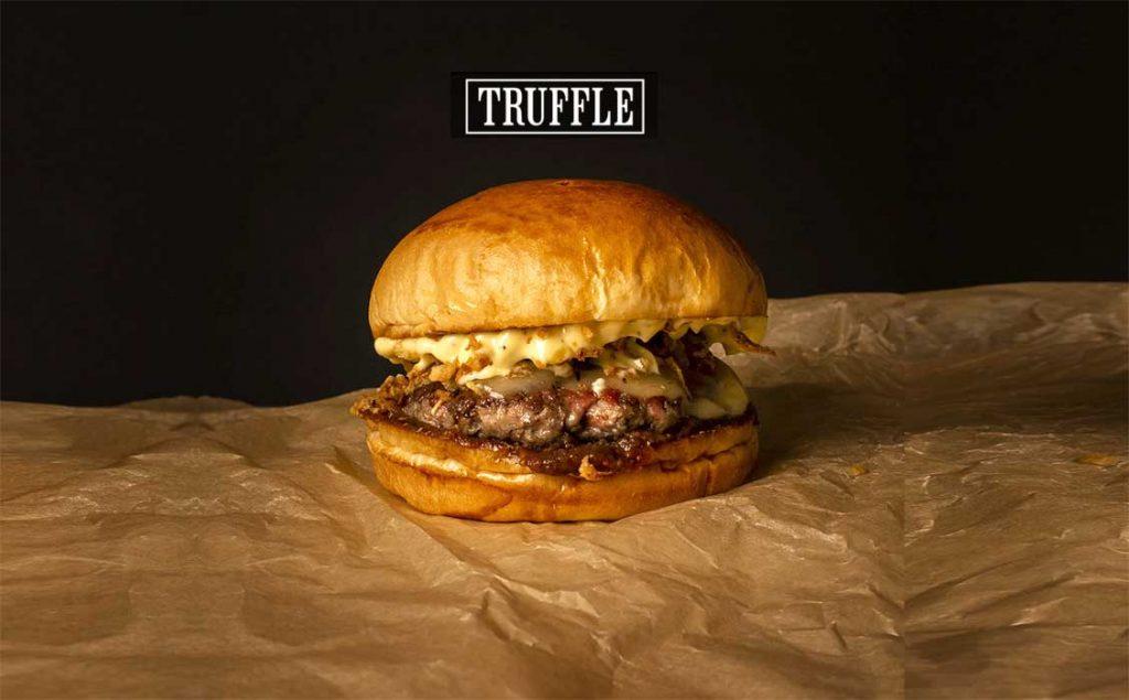 Truffle Burger London Meal Kit