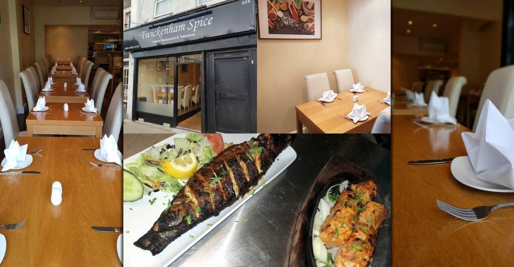 Twickenham Spice Indian London Hounslow