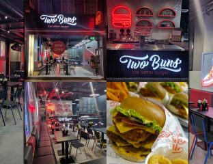 Two Buns burgers Ealing Broadway London