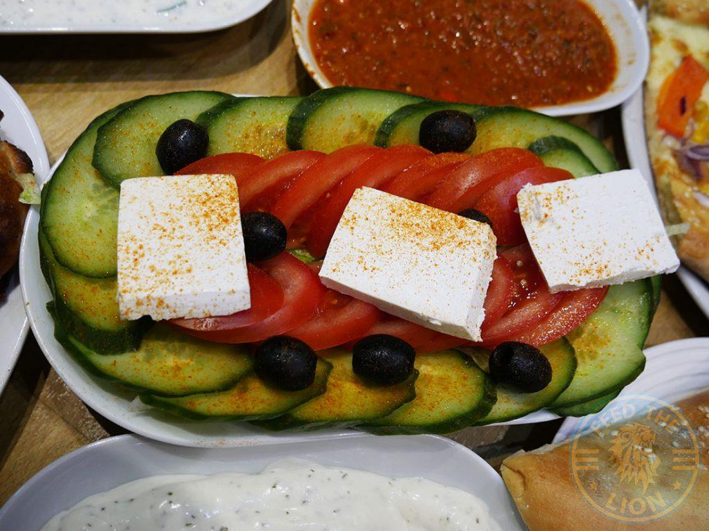 Salad Uni Kebab - Southampton Halal restaurant