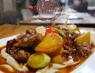 Etles Uyghur Halal restaurant Finchley Childs Hill, London