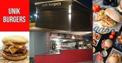 Unik Burgers Halal restaurant Birmingham