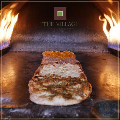 The Village Lebanese Paddington London restaurant