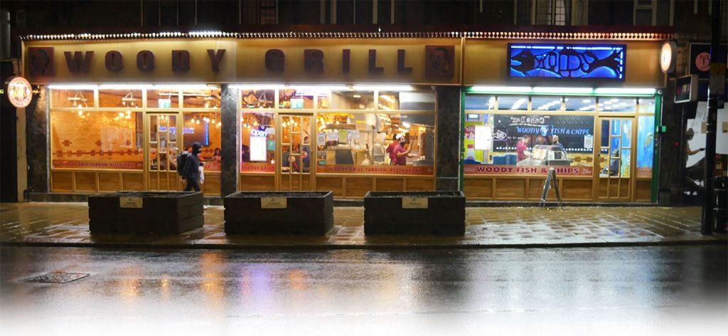 Woody Grill Halal Turkish restaurant London