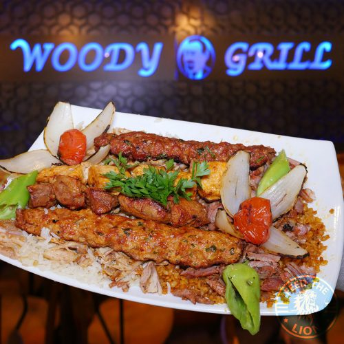 Woody Grill Halal Turkish restaurant London