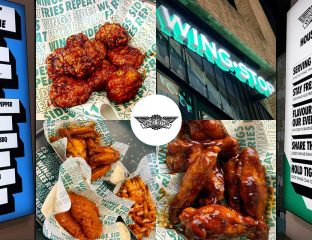 Wingstop Dalston London Restaurant