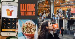 Wok to Walk Manchester Barton Arcade Halal