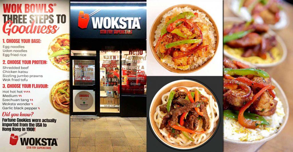 Woksta Twyford Reading Halal Wok Noodles