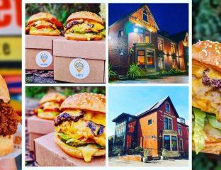 The Woodlands 16th Street Blackburn Halal Smash Burgers