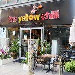 Chef Sanjeev Kapoor's The Yellow Chilli Indian Halal Wembley London restaurant