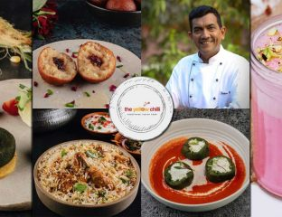 Sanjeev Kapoor The Yellow Chilli Wembley London