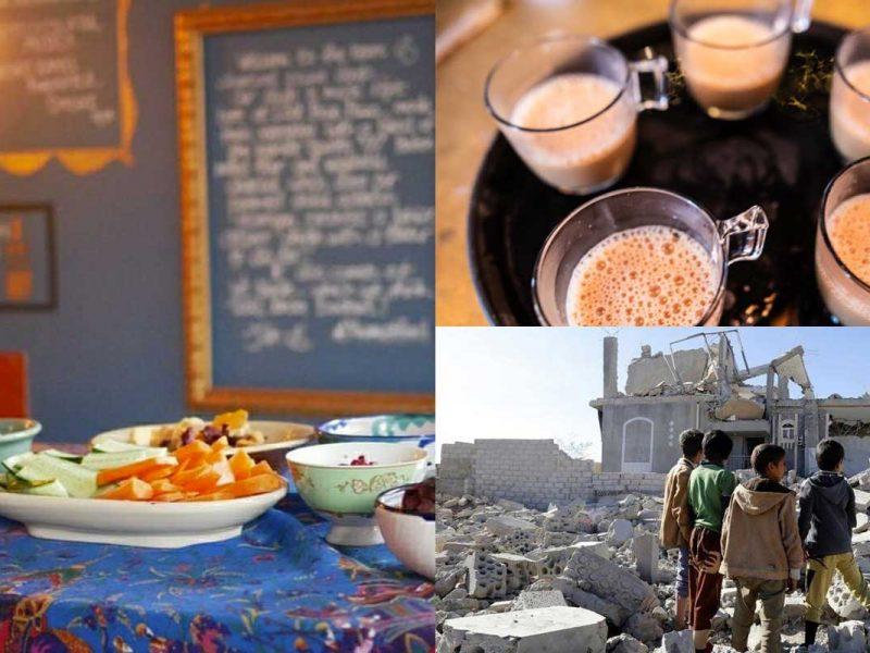 Hamada Alareqi Charity Yemen Pop-Up Brunch