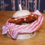 chicken Yen Burger Halal Japanese restaurant Southwark, London