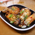 wings Yen Burger Halal Japanese restaurant Southwark, London