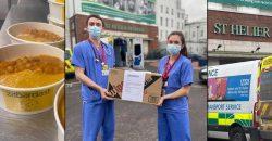 Zabardast Wrap London Halal NHS Charity