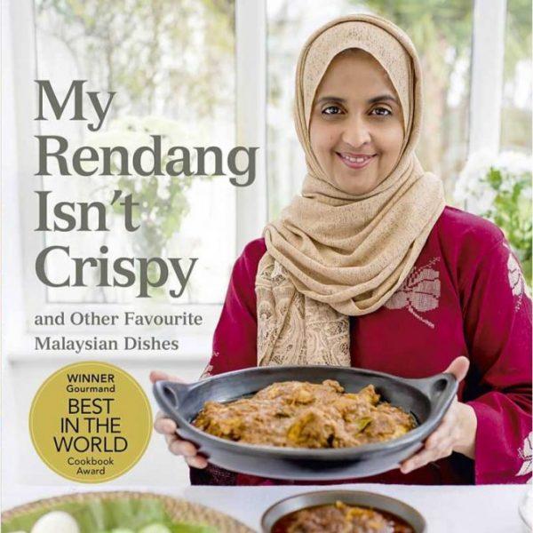 Zaleha Kadir Olpin Malaysian Chicken Rendang Masterchef